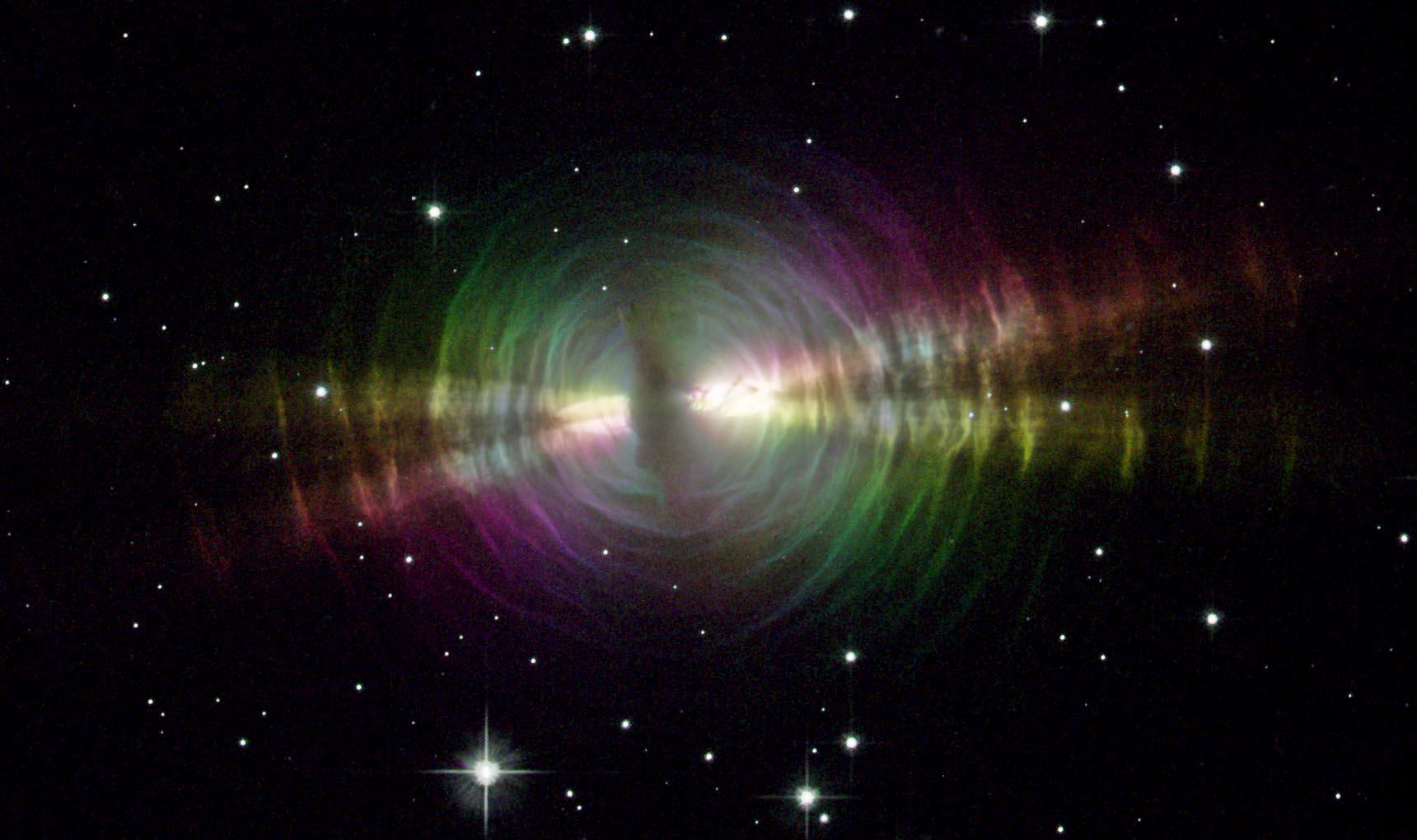 Three cool things about nebulas. | Epiphany 2.0