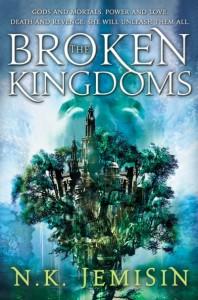 Cover of THE BROKEN KINGDOMS