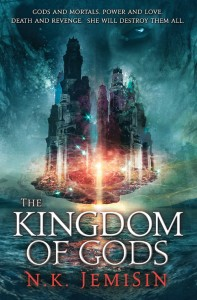 Cover of The Kingdom of Gods