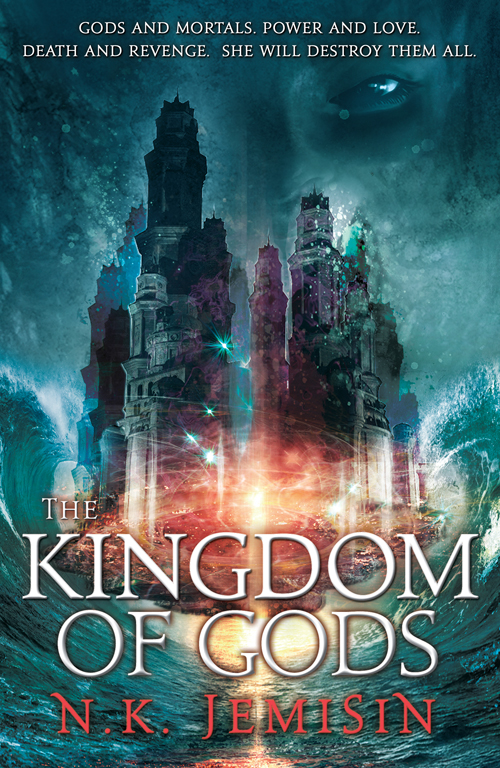 Cover, THE KINGDOM OF GODS