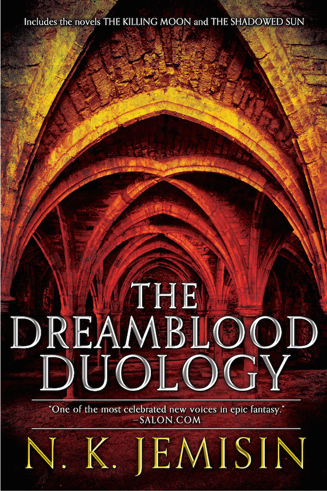 Dreamblood Duology Cover